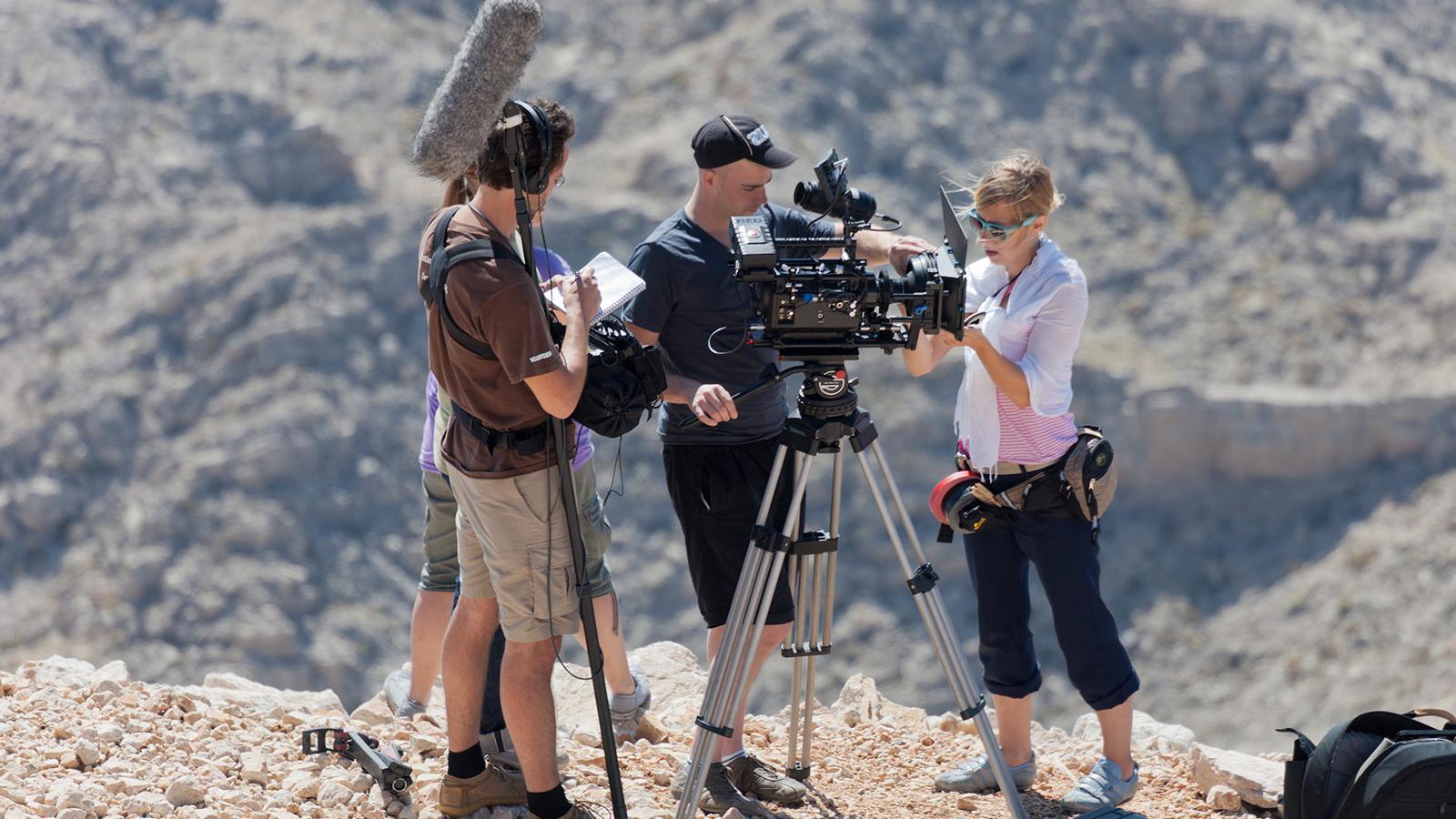 photo d'un reportage en haut montage - Iffcam