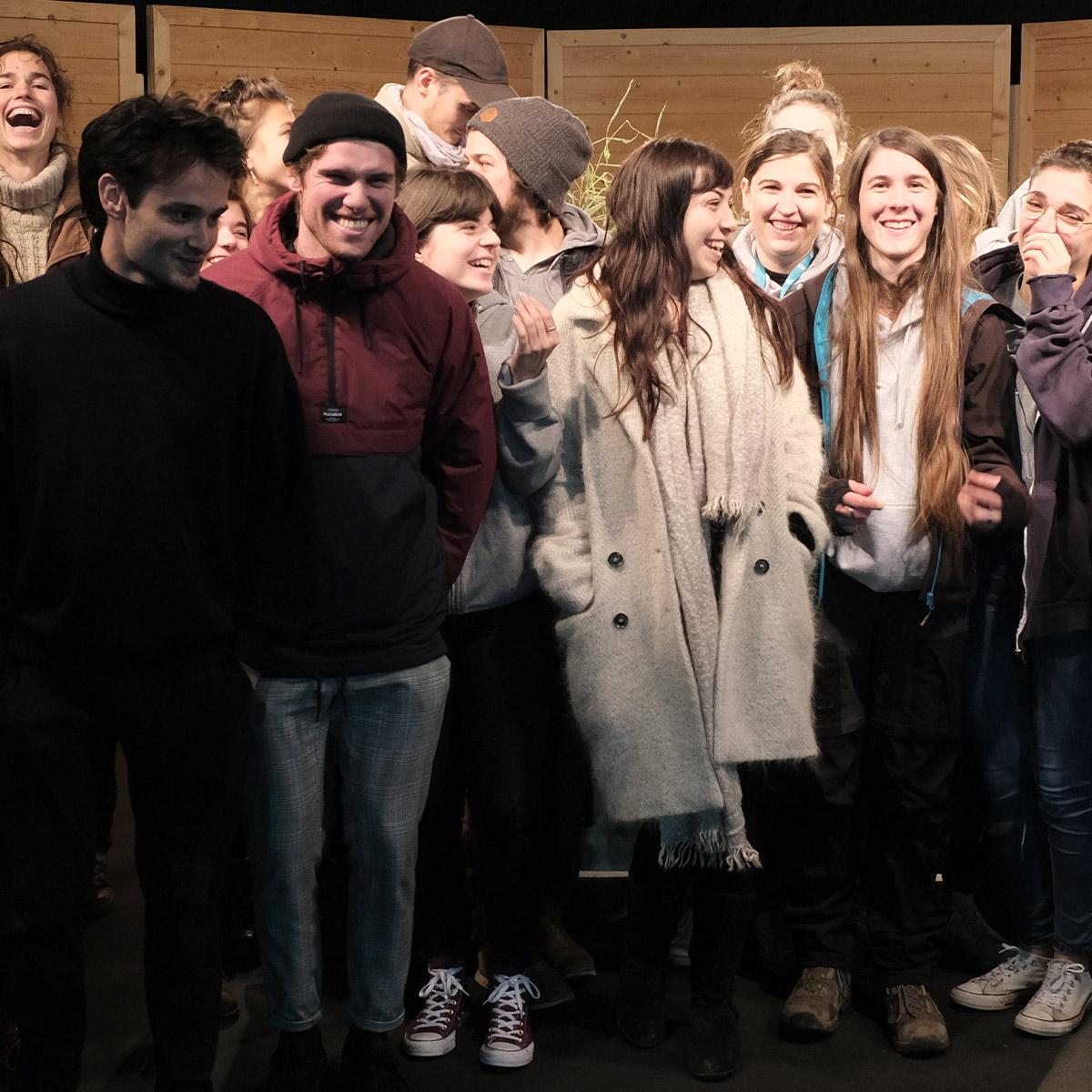 photo d'un groupe d'étudiants - Iffcam